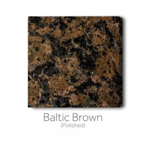 Baltic Brown - Polished