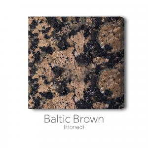 Baltic Brown - Honed