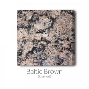 Baltic Brown - Flamed