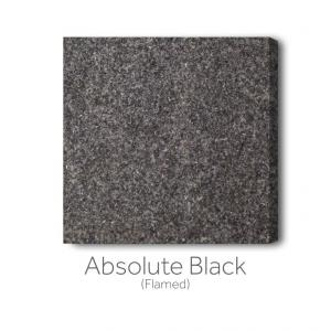 Absolute Black - Flamed