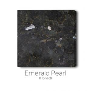 Emerald Pearl Honed