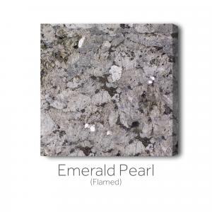 Emerald Pearl Flamed