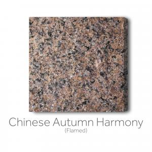 Chinese Autumn Harmony - Flamed