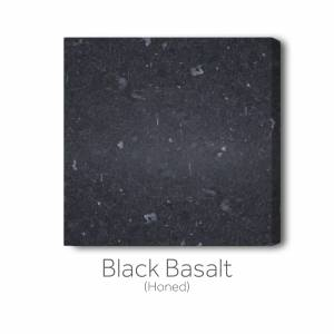 Basalt  Black - Honed