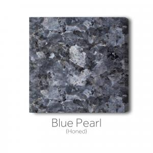 Blue Pearl - Honed