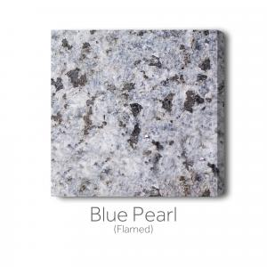 Blue Pearl - Flamed