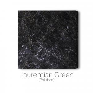 Laurentian Green - Polished