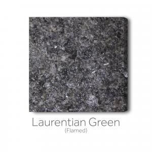 Laurentian Green - Flamed