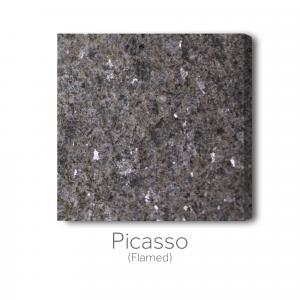 Picasso - Flamed