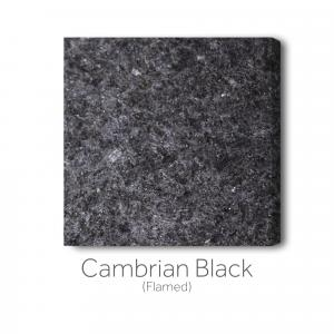 Cambrian Black - Flamed