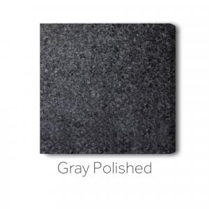 Gray Polished
