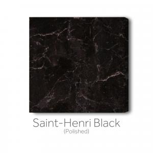 Saint-Henri Black - Polished
