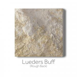 Lueders Buff Rough Back