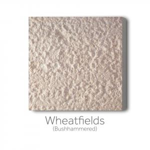 Wheatfields Bushhammered