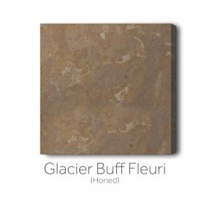 Glacier Buff Fleuri Honed