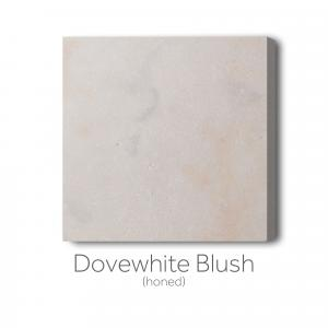 Dovewhite Blush Honed