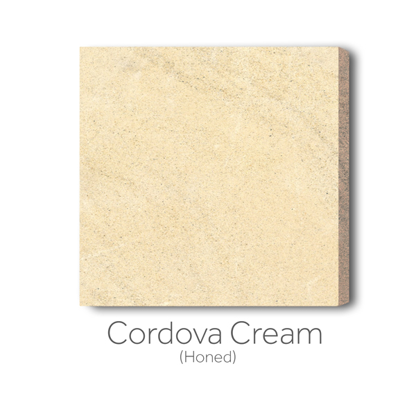 Cordova Cream- Honed