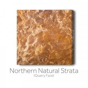 Northern Natural Strata Quarry Face