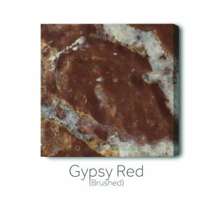 Gypsy Red Brushed