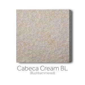 Cabeca Cream BL - Bushhammered