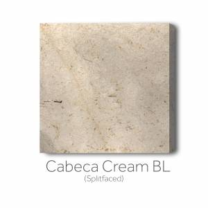 Cabeca Cream BL - Splitfaced
