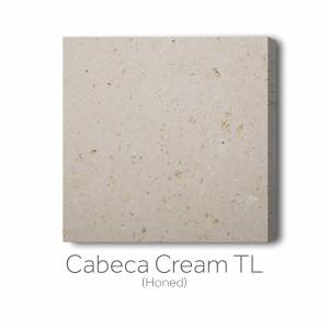 Cabeca Cream TL - Honed