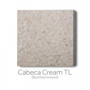 Cabeca Cream TL - Bushhammered