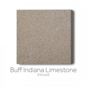 Buff Indiana Limestone - Honed
