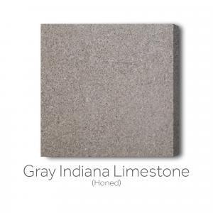 Gray Indiana Limestone