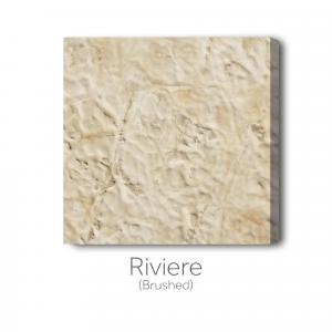 Riviere Buff Brushed