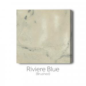 Riviere Blue Brushed