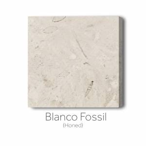 Blanco Fossil - honed