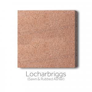Locharbriggs Sawn and Rubbed Ashlar