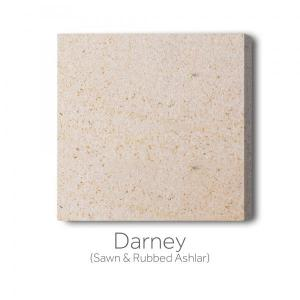 Darney Sawn and Rubbed Ashlar