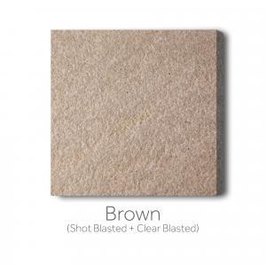 Brown - Shotblast and Clearblast
