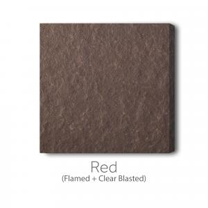 Red Flamed and Clear Blast