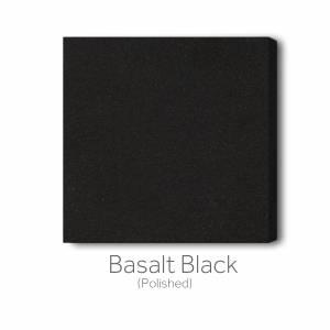Basalt  Black - Polished