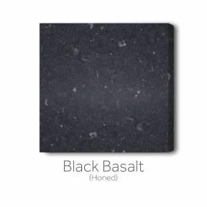 Basalt  Black - Honed