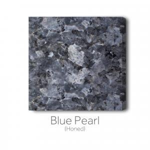 Blue Pearl - Honed