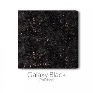 Galaxy Black Polished