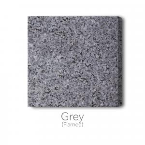 Gray Flamed