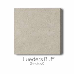 Lueders Buff - Sandblasted