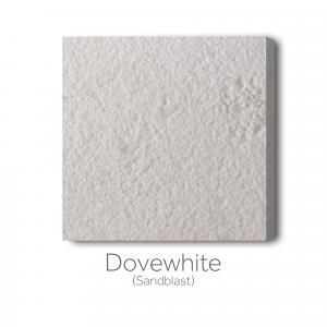 Dovewhite Sandblast