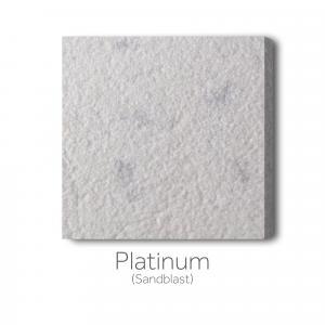 Platinum Sandblast