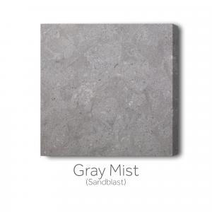 Gray Mist Sandblast
