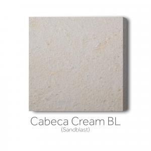 Cabeca Cream BL - Sandblast