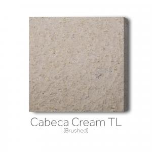 Cabeca Cream TL - Brushed