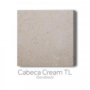 Cabeca Cream TL - Sandblast