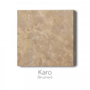 Karo Brushed