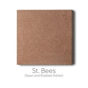 St. Bees Sawn and Rubbed Ashlar